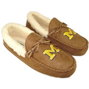 Campus Footnotes University of Michigan Canoe Moccasin Slippers