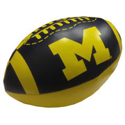 Baden University of Michigan Football 8 Soft Touch Football