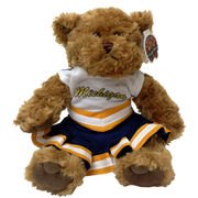 Chelsea Teddy Bear Co. University of Michigan Cheerleader Teddy Bear
