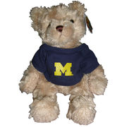 Chelsea Teddy Bear Co. University of Michigan Honey Bear