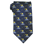 Michigan Helmet Tie by Varsity Vest