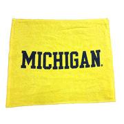 McArthur University of Michigan Rally Towel