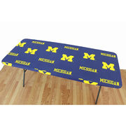 College Covers University of Michigan 6' Table Cover