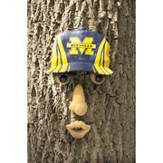 Team Sports America University of Michigan Tree Forrest Face Art