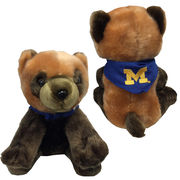 Chelsea Teddy Bear University of Michigan Small Stuffed Wolverine