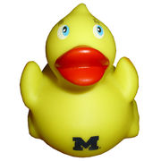 Spirit University of Michigan Rubber Duckie