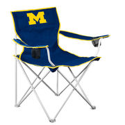 Logo University of Michigan Adult Tailgate Chair