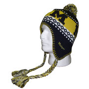 '47 Brand University of Michigan Abomination Tassel Knit Hat