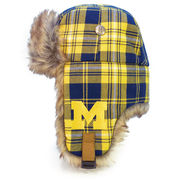 Tartan Michigan Trapper Hat