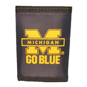 Nylon Michigan Wallet