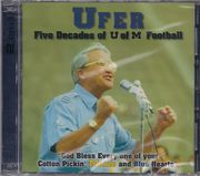 University of Michigan CD- UFER: Five Decades of U of M Football