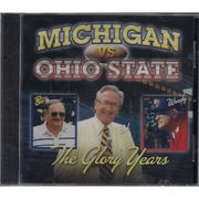 University of Michigan CD- Michigan vs. Ohio State: The Glory Years