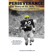 (DVD) PERSEVERANCE:The Story of Dr. Billy Taylor (Michigan Wolverines DVD)