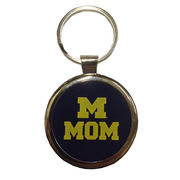 Spirit Products University of Michigan Mom Keychain