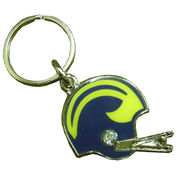 McCloud University of Michigan Football Helmet Key Chain