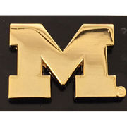 WinCraft University of Michigan Gold Block M Pin