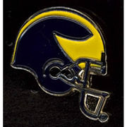 WinCraft University of Michigan Football Helmet Lapel Pin