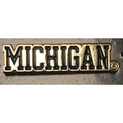 WinCraft University of Michigan Wordmark Lapel Pin