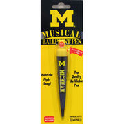 University of Michigan Gear-Musical Mich igan Fight Song Pen