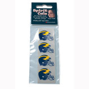 Stockdale University of Michigan Football Helmet Face Decals