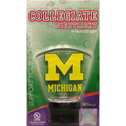 Collegiate Nightlight University of Michigan LED Night Light
