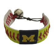 GameWear University of Michigan Softball Bracelet