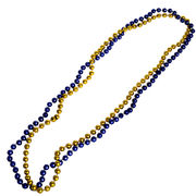 Spirit Beads University of Michigan 2 Pack Navy/Gold Beads