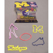 Forever Collectibles University of Michigan Logo Bandz
