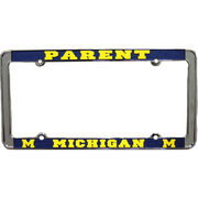 University of Michigan Parent License Plate Frame