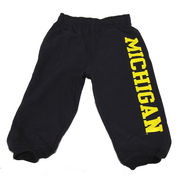 University of Michigan Infant Navy Fleece Sweatpant