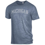 Alternative Apparel University of Michigan Echo Navy Tee