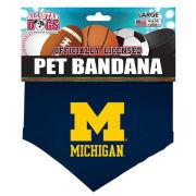 All Star Dogs University of Michigan Pet Bandana