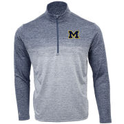 Antigua University of Michigan ''Marina'' 1/4 Zip Pullover