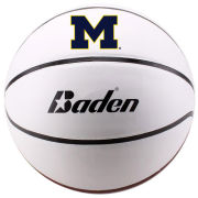Baden University of Michigan Autograph Basketball