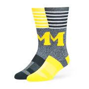 '47 Brand University of Michigan Vernon Crew Socks