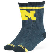 '47 Brand University of Michigan Garrity Hybrid Crew Socks
