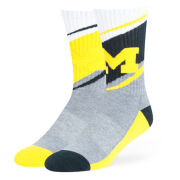 '47 Brand University of Michigan Ollie Mis-Match Crew Socks