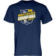 Blue84 University of Michigan Soccer Big Ten Champions Tee