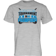 Blue84 University of Michigan Field Hockey Gray Big Ten Tournament Champions Locker Room Tee