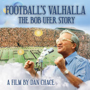 (DVD) FOOTBALL'S VALHALLA: The Bob Ufer Story [University of Michigan Football DVD]