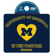 Life Is Good University of Michigan ''In This Together'' Decal