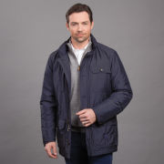 Brooks Brothers University of Michigan Navy Four Pocket Jacket
