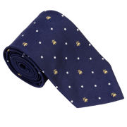 Brooks Brothers Navy Golden Fleece Polka Dot Tie