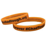Chad Carr Forever #ChadTough Fund Prayer Bands