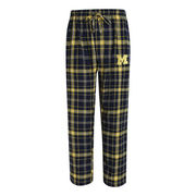 College Concepts University of Michigan Ultimate Flannel Pant