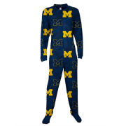 College Concepts University of Michigan Grandstand Union Suit