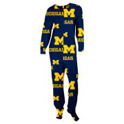 College Concepts University of Michigan Women's Ramble Union Suit