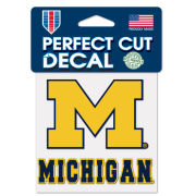 WinCraft University of Michigan Block ''M'' Sticker