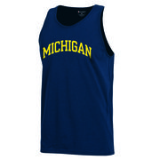 Champion University of Michigan Navy Tank Top