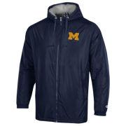 Champion University of Michigan Navy Ultimate Stadium Jacket